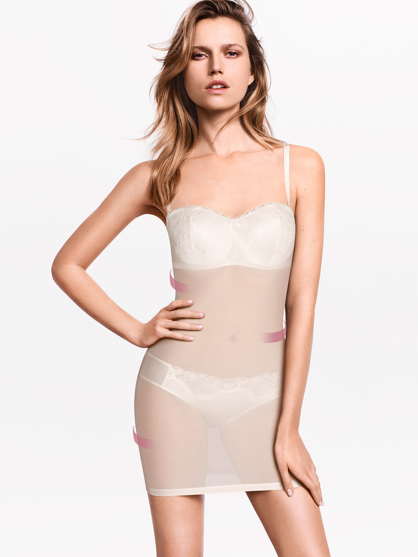 EVE Forming Body NEW porcelaine Wolford